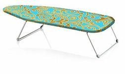 Perilla Mini-B Portable Table Top Ironing Board with Folding