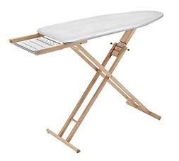 MULTISTIR - Folding and Portable Ironing Board in Solid Beec