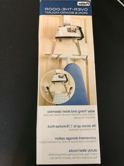 New in Box-Polder Over-The-Door Iron and Board mount Chrome