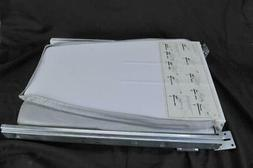 New Retractable IN Drawer Pull out IRONING Folding BOARD