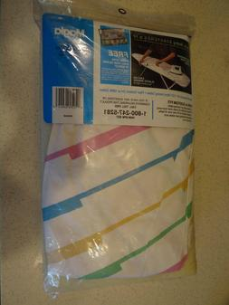NOS Vintage MAGLA HOME HELPERS DELUX SET IRONING BOARD COVER