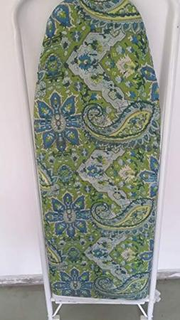J&J home fashion over the door replacement pad,green 42X14in