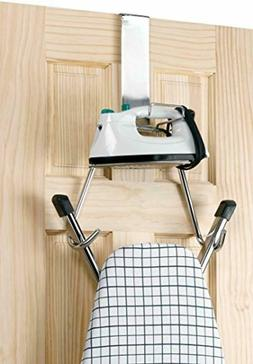Over The Door Iron and Board Holder Mouning Hook Rack Mini S