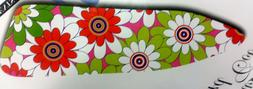 Padded Ironing Board Cover and Pad, COLORFUL FLOWERS , by BH