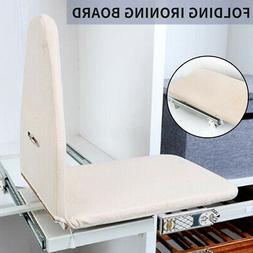 Pull Out Folding Ironing Board Plate Drawer Mounted Car Carb
