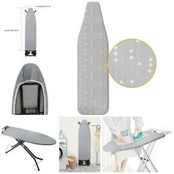 Scorch Resistant Silicone Coated Ironing Board Cover With Th