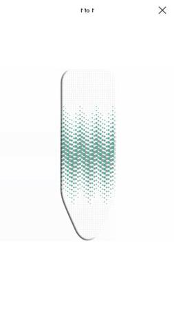 Minky Smartfit REFLECTOR Ironing Board Cover Fits Boards Up