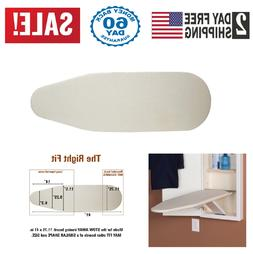 Stow Away Ironing Board Replacement Pad And Cover In-Wall Ho