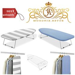 Tabletop Ironing Board Scorch Resistant Cover Steel Mesh Top