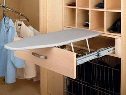 Rev-A-Shelf Vanity Cover Only Ironing Boards, Silver