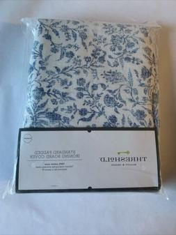 Threshold White Blue Floral Standard Padded Ironing Board Co