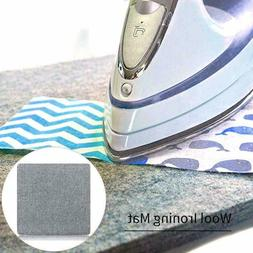 High Temperature Ironing Board Felt Press Mat Wool Pressing